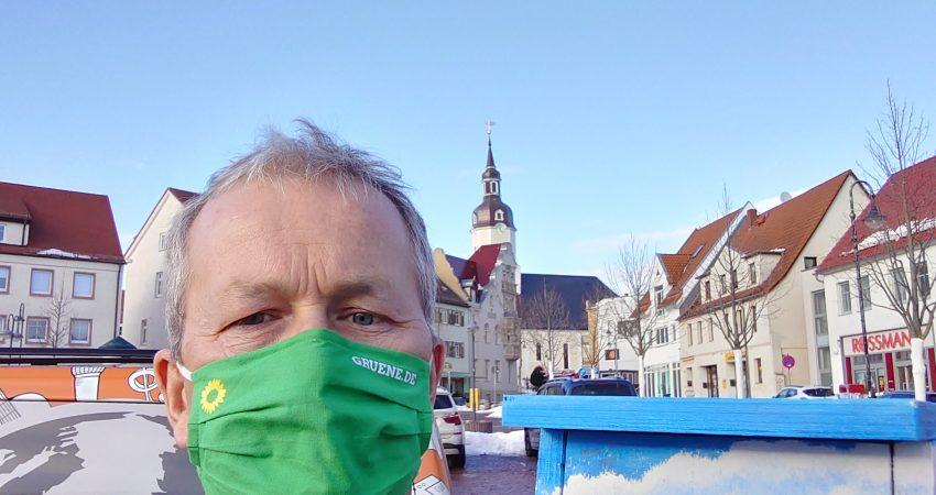 Marktplatz Taucha