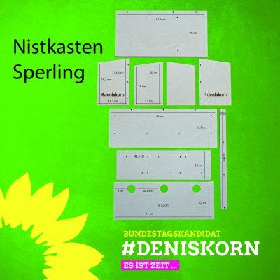 #Aktionnistkasten Sperling