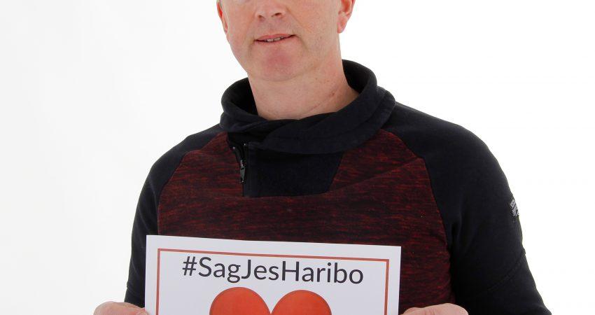 #SagJesHaribo